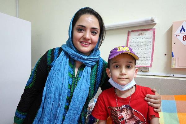 کودکان سرطانی اهواز